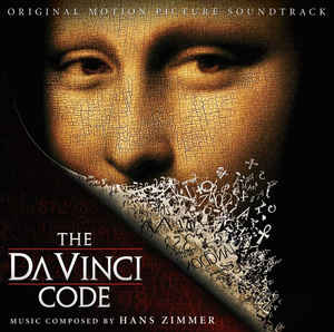 Hans Zimmer ‎– The Da Vinci Code (Original Motion Picture Soundtrack)  (2006)