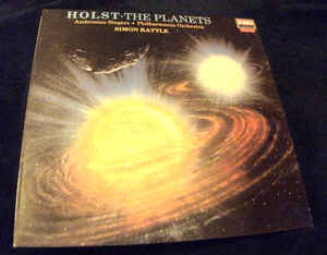 Holst ‎– The Planets, OP.32