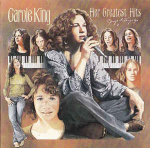 Carole King ‎– Her Greatest Hits
