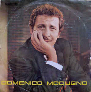 Domenico Modugno ‎– Domenico Modugno  (1962)