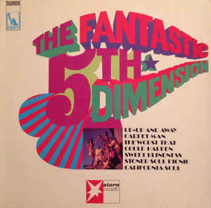 The 5th Dimension* ‎– The Fantastic 5th Dimension  (1968