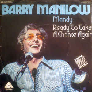 Barry Manilow ‎– Mandy  (1978)