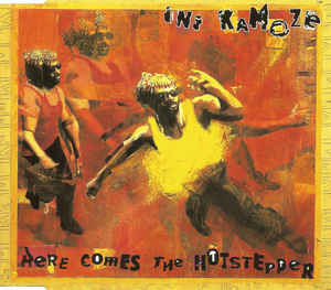 Ini Kamoze ‎– Here Comes The Hotstepper  (1994)