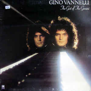 Gino Vannelli ‎– The Gist Of The Gemini  (1976)