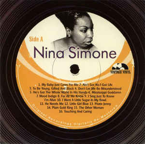 Nina Simone ‎– Feel The Groove  (2006)
