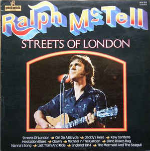 Ralph McTell ‎– Streets Of London