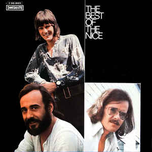 The Nice ‎– The Best Of The Nice  (1971)
