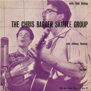 The Chris Barber Skiffle Group ‎– The Chris Barber Skiffle Group  (1956)