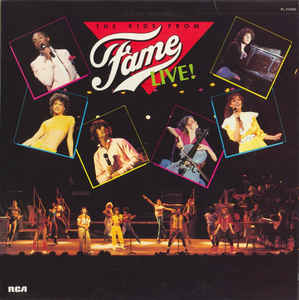 The Kids From Fame ‎– Live!  (1983)
