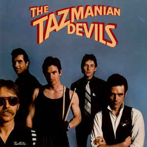 The Tazmanian Devils ‎– The Tazmanian Devils  (1980)