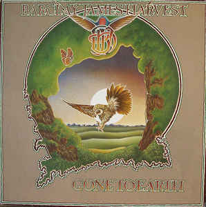 Barclay James Harvest ‎– Gone To Earth  (1977)