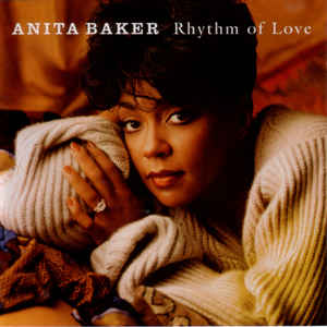 Anita Baker ‎– Rhythm Of Love  (1994)