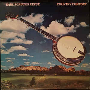 Earl Scruggs Revue ‎– Country Comfort  (1980)