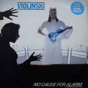 Violinski ‎– No Cause For Alarm  (1979)