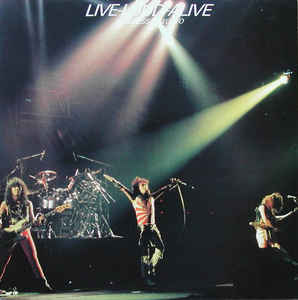 Loudness ‎– Live-Loud-Alive (Loudness In Tokyo)  (1984)