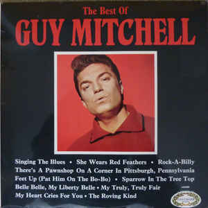 Guy Mitchell ‎– The Best Of Guy Mitchell