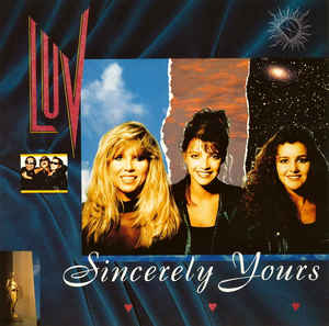 Luv ‎– Sincerely Yours  (1991)