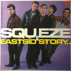 Squeeze ‎– East Side Story (1981)