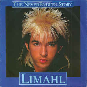 Limahl ‎– The NeverEnding Story  (1984)