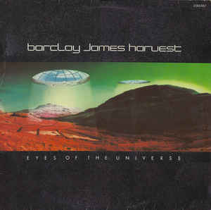 Barclay James Harvest ‎– Eyes Of The Universe  (1979)