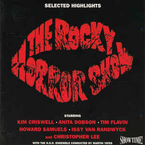 Various ‎– The Rocky Horror Show - Selected Highlights  (1995)