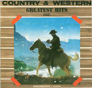 Alexandru Andrieș ‎– Country & Western Greatest Hits (III)  (1986)