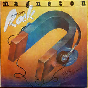 Magneton ‎– Rock Express  (1983)