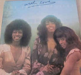 The Three Degrees ‎– With Love  (1975)