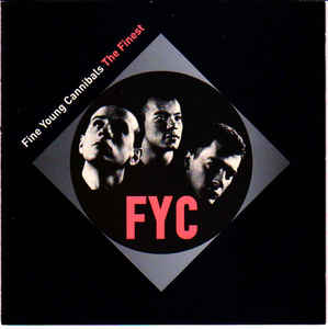 Fine Young Cannibals ‎– The Finest  (1996)