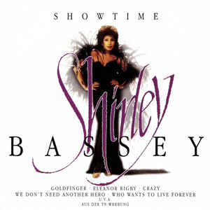 Shirley Bassey ‎– Showtime  (1996)