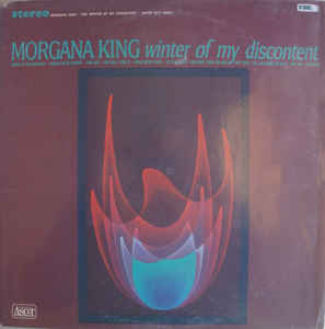 Morgana King ‎– The Winter Of My Discontent  (1964)