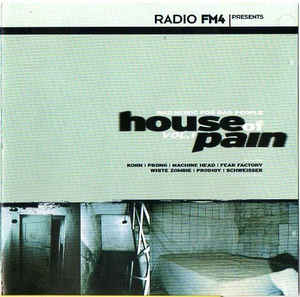 Various ‎– FM4 House Of Pain Vol.1 (Bad Music For Bad People)  (1997)