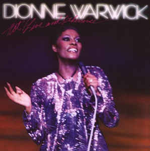 Dionne Warwick ‎– Hot! Live And Otherwise  (2007)
