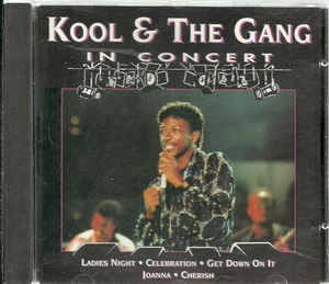 Kool & The Gang ‎– In Concert  (1994)