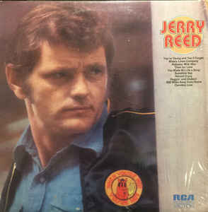 Jerry Reed ‎– Jerry Reed  (1972)