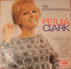 Petula Clark ‎– I Couldn't Live Without Your Love (The International)  (1966)