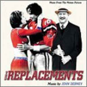 John Debney ‎– The Replacements  (2000)