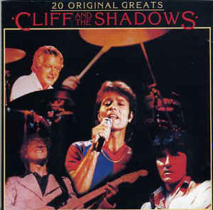 Cliff And The Shadows ‎– 20 Original Greats