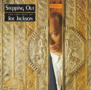 Joe Jackson ‎– Stepping Out - The Very Best Of Joe Jackson  (1990)