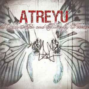 Atreyu ‎– Suicide Notes And Butterfly Kisses  (2002)