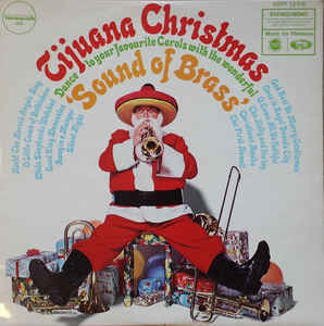 The Torero Band ‎– Tijuana Christmas  (1968)