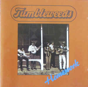 The Tumbleweeds ‎– Homework  (1992)