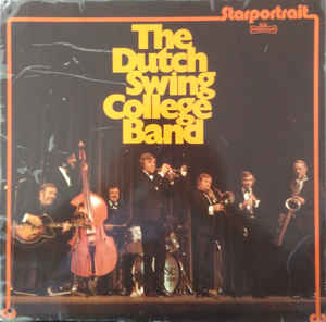 The Dutch Swing College Band ‎– The Dutch Swing College Band  (1973)