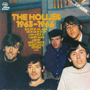 The Hollies ‎– 1963-1966  (1976)