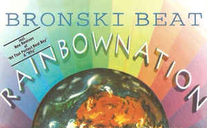 Bronski Beat ‎– Rainbow Nation  (1995)