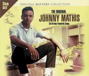 Johnny Mathis ‎– The Original Johnny Mathis  (2009)
