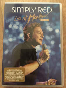 Simply Red ‎– Live At Montreux 2003  (2012)