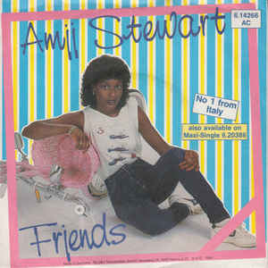 Amii Stewart ‎– Friends (1984)