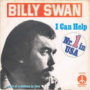 Billy Swan ‎– I Can Help (1974)