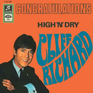 Cliff Richard ‎– Congratulations (1968)